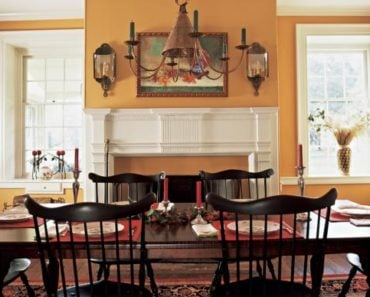 10 Essentials for the Perfect Colonial Dining Room