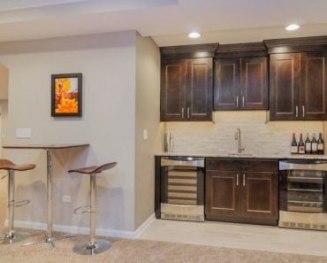 10 Essentials You Need for a Basement Kitchenette