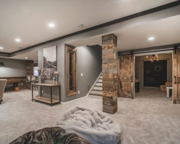 10 Essentials For Creating the Perfect Rustic Basement