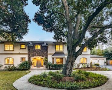 Check Out the $10 Million Atherton Estate of David Marcus