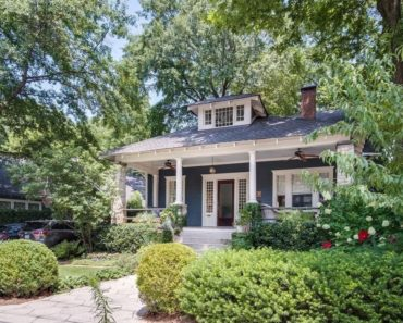 """Check Out Bobby Carnavale's """"Superintelligent"""" Craftsman Home in Georgia"""