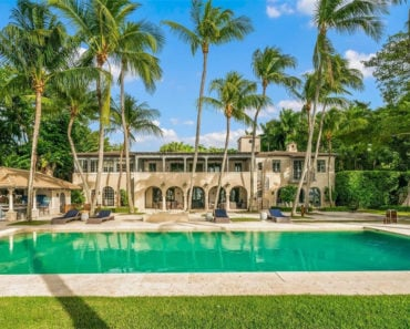 Phil Collins Sells JLo's Former Miami Beach Mansion