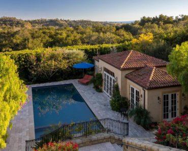 Anine Bing Buys $8.6 Million Hilltop Montecito Estate
