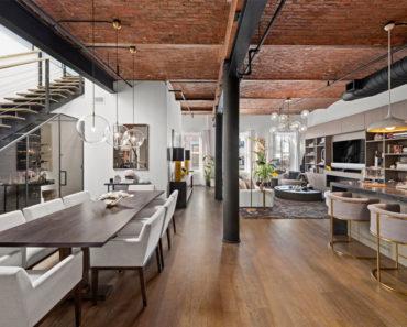 Bella Hadid Selling Fashionable SoHo Penthouse for $6.5 Million