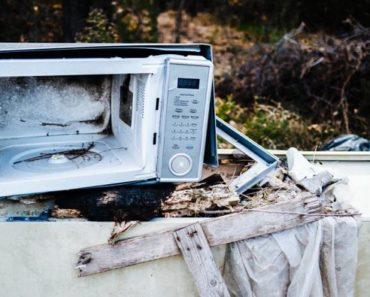 How Do You Dispose of a Broken Microwave?