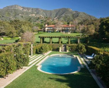 Adam Levine Drops $22.7 Million on Montecito Estate