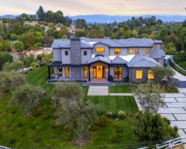 Check Out Lil Wayne's New $15.4 Million Hidden Hills Mansion