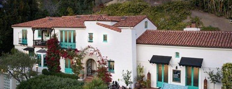 Leonardo DiCaprio Buys $7.1 Million Los Feliz Estate