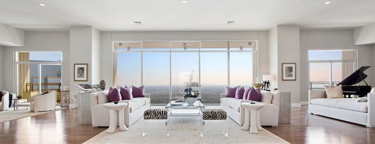 Matthew Perry's Century City Mansion in the Sky Fetches $21.6 Million