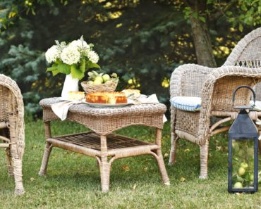 What Happens to Wicker Furniture When it Gets Wet?