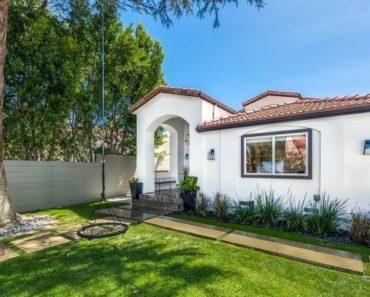 Lauren London Buys Charming $1.7 Million Sherman Oaks Villa