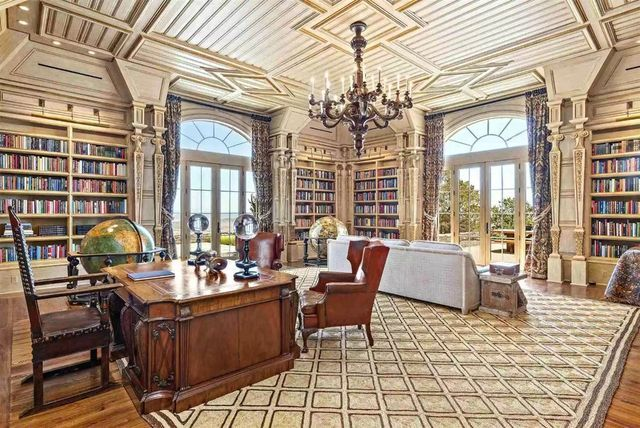 Jeffrey Epstein Home