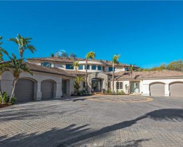 Kid Cudi Purchases $7.7 Million Suburban Mansion