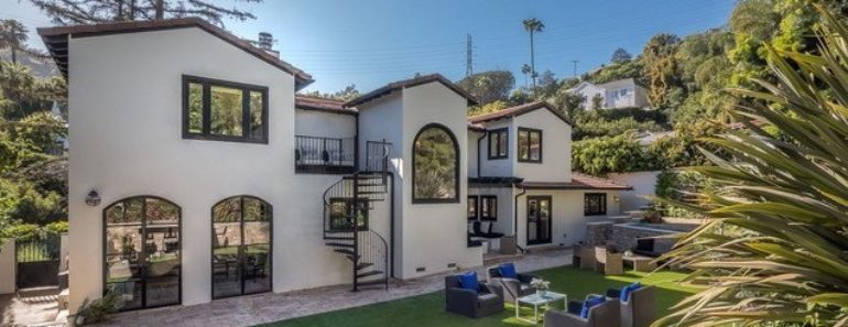 Madelaine Petsch Buys $3.4 Million Hollywood Hills Home
