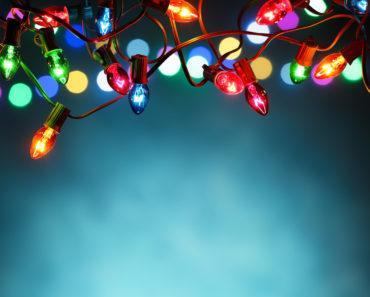How to Hang Christmas Lights on Stucco