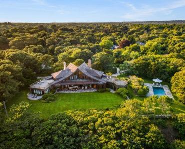Peek Inside this $52 Million East Hamptons Mansion