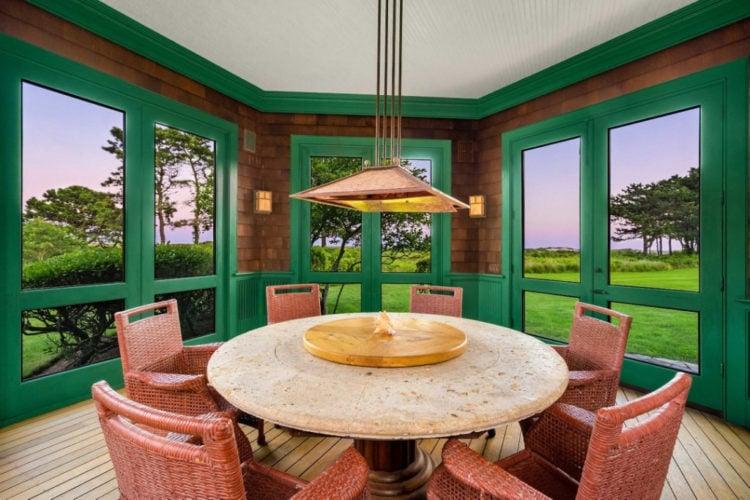 East Hamptons Mansion