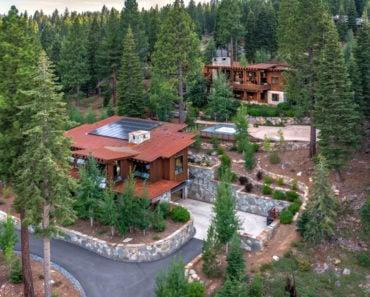 Check Out This Tech Mogul's $15.5 Million Lake Tahoe Estate
