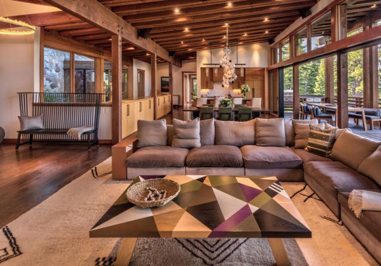 Eric Swan Home Lake Tahoe