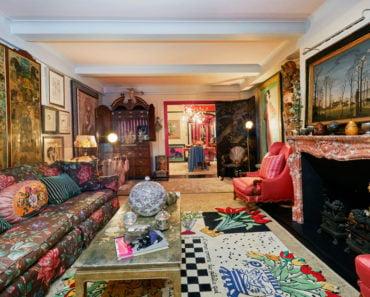 Check Out Gloria Vanderbilt's Glorious Manhattan Apartment