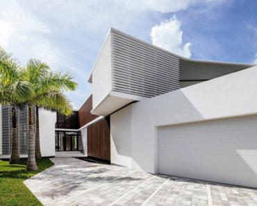 This Midcentury Inspired Miami Beach Mansion Asks $19 Million