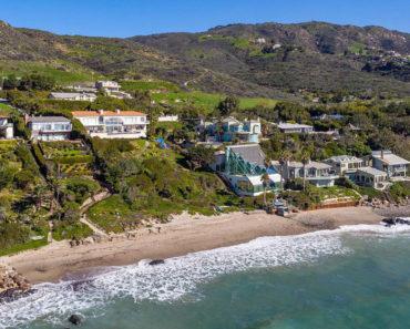 Leonardo DiCaprio Buys $13.8 Million Malibu Retreat