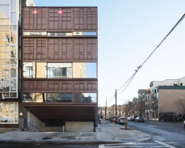 Check Out This $5 Million Brooklyn House Made of Shipping Containers