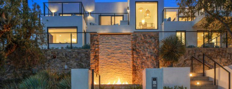 Thomas Bryant Buys $4.8 Million Mount Olympus Home