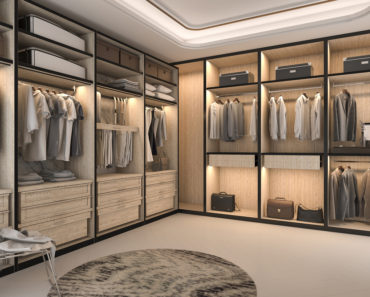 How Big is the Average Walk-In Closet Size?